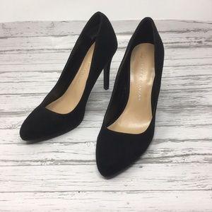 LC Lauren Conrad Blossom Heels, Size 7